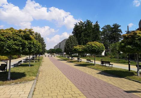 Photo no.3 (20)Wydział Fizyki, Astronomii i Informatyki Stosowanej UJ, fot. Małgorzata Kozik