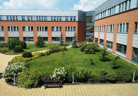 Photo no.9 (20)Wydział Fizyki, Astronomii i Informatyki Stosowanej UJ, fot. Małgorzata Kozik