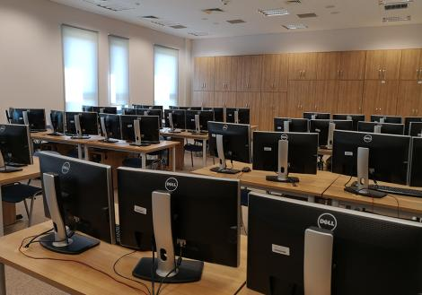 Photo no.7 (20)Wydział Fizyki, Astronomii i Informatyki Stosowanej UJ, fot. Małgorzata Kozik