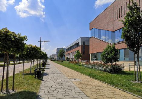 Photo no.5 (20)Wydział Fizyki, Astronomii i Informatyki Stosowanej UJ, fot. Małgorzata Kozik